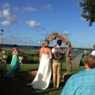 Weekend Recap: Brooke + Jon's wedding