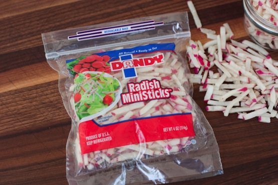 Dandy Radish Ministicks