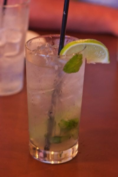 The Daily Coconut Mojito