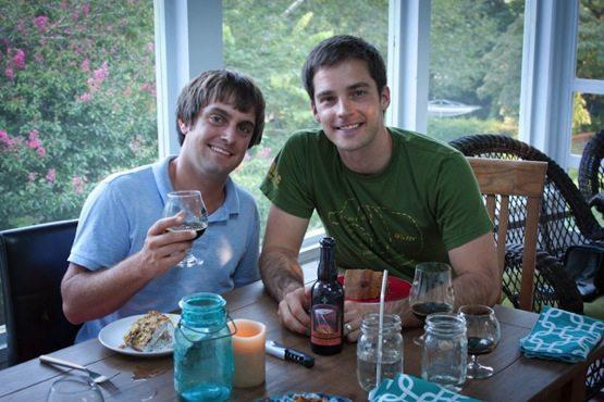 Matt + Isaac