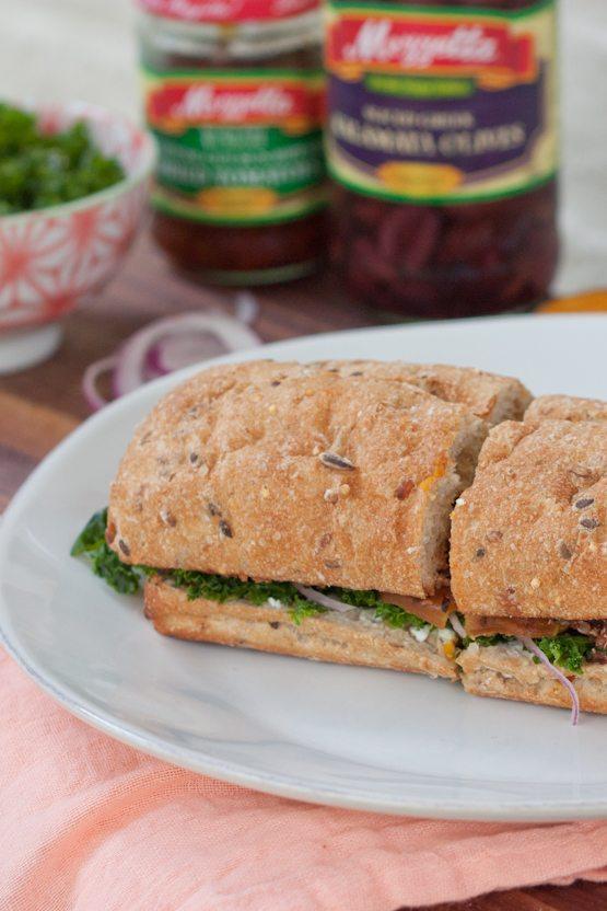 Mezzetta Sandwich