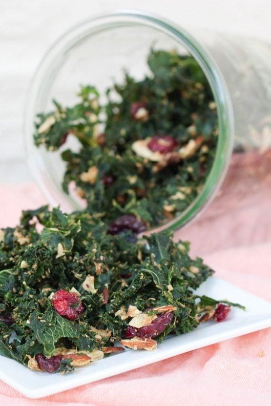 Kale granola 3 new
