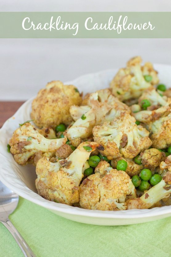 Crackling Cauliflower