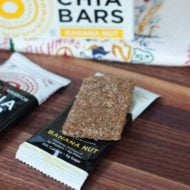 New Health Warrior Chia Bar Flavors (Giveaway)