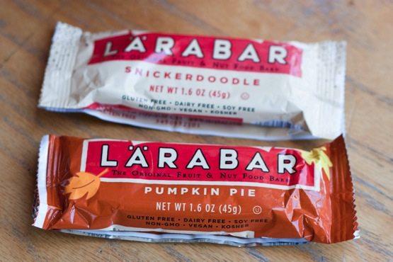 Seasonal Larabars