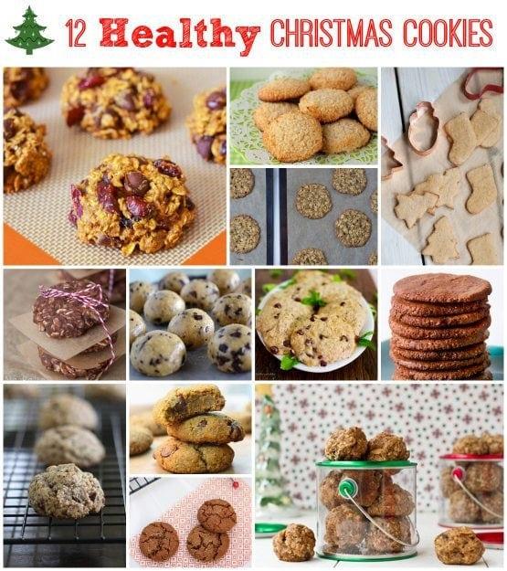 12 Healthy Christmas Cookies Eating Bird Food