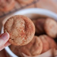 I Made It: Brown Butter Snickerdoodle Cookies