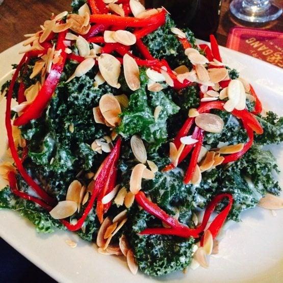 Kale Salad - Blind Tiger