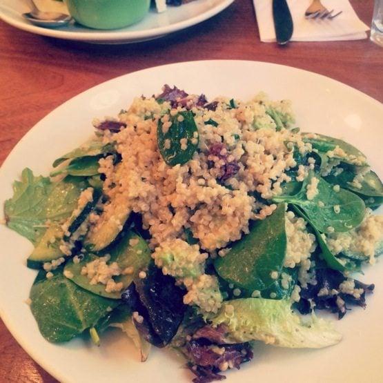 Siggy's Quinoa Salad