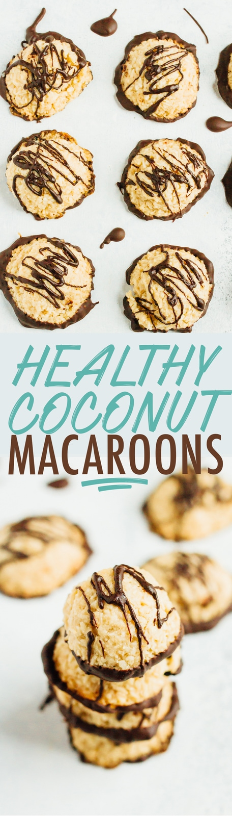 These Detox Macaroons are loaded with coconut flavor and sweetened only with pure maple syrup. They're perfect for when you're craving something sweet, but want to stick with your healthy eating goals! Paleo-friendly, gluten-free and vegan.