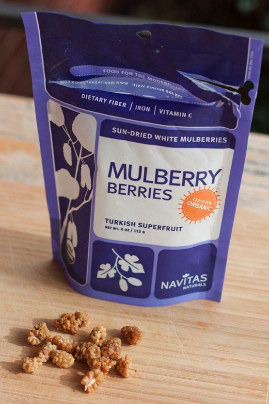 Navitas Mulberry Berries