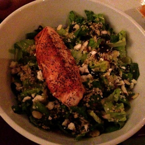 the Daily - Salmon Salad
