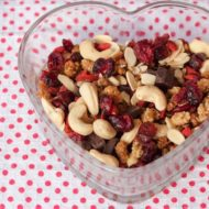 Valentine's Day Superfood Trail Mix