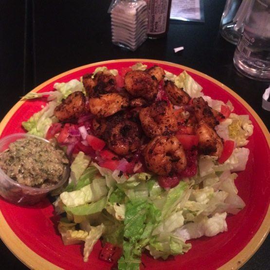 OBX Taco Bar Salad