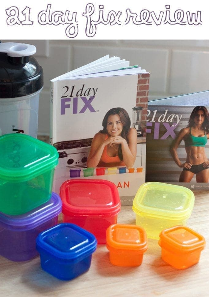 Honest 21 Day Fix Review With Photos