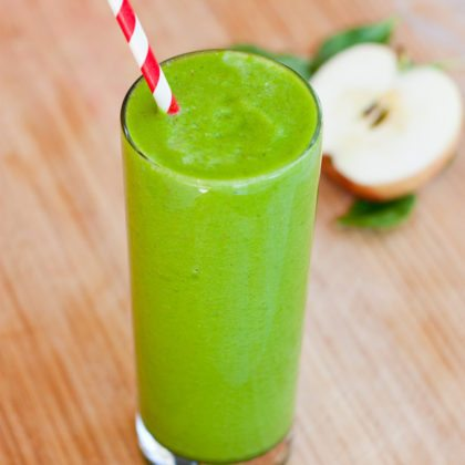 Hello Beautiful! Green Detox Smoothie