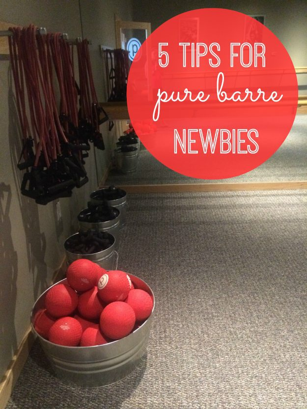 Inside of a pure barre studio with workout equipment.