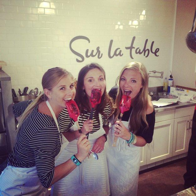Cooking Class - Sur La Table