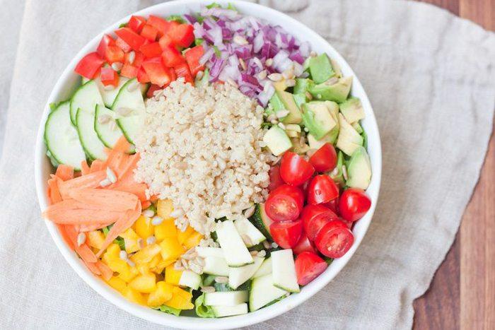 Kaleidoscope Salad