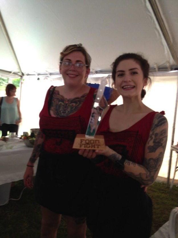 RVA Veg Fest Winners
