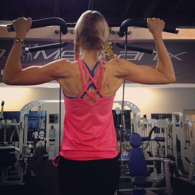 Monica Nelson Fitness