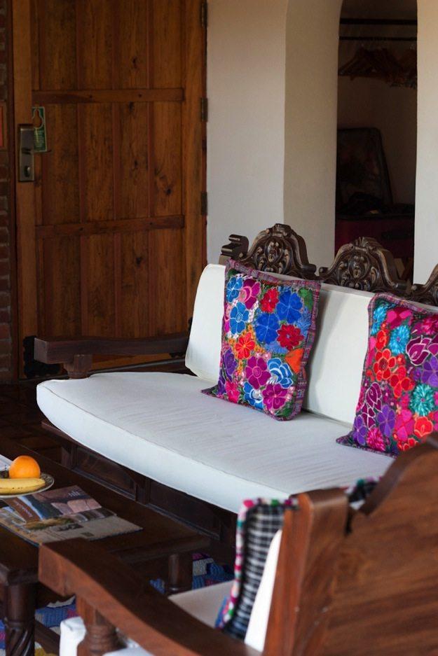 Rancho La Puerta Couch