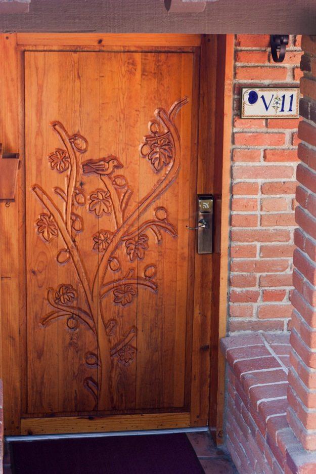 Rancho La Puerta Door