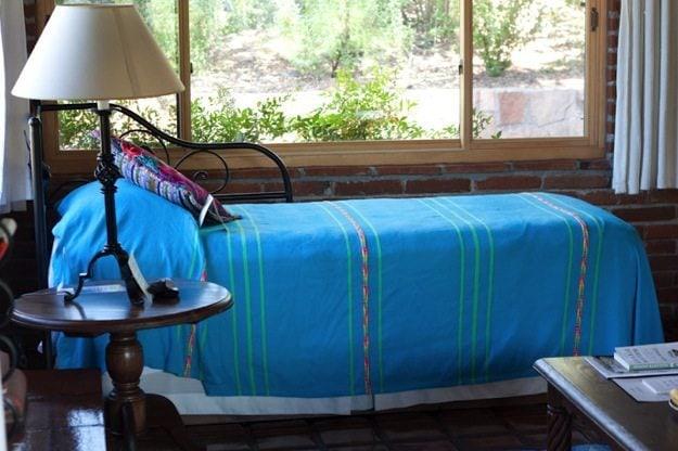 Rancho La Puerta Twin bed