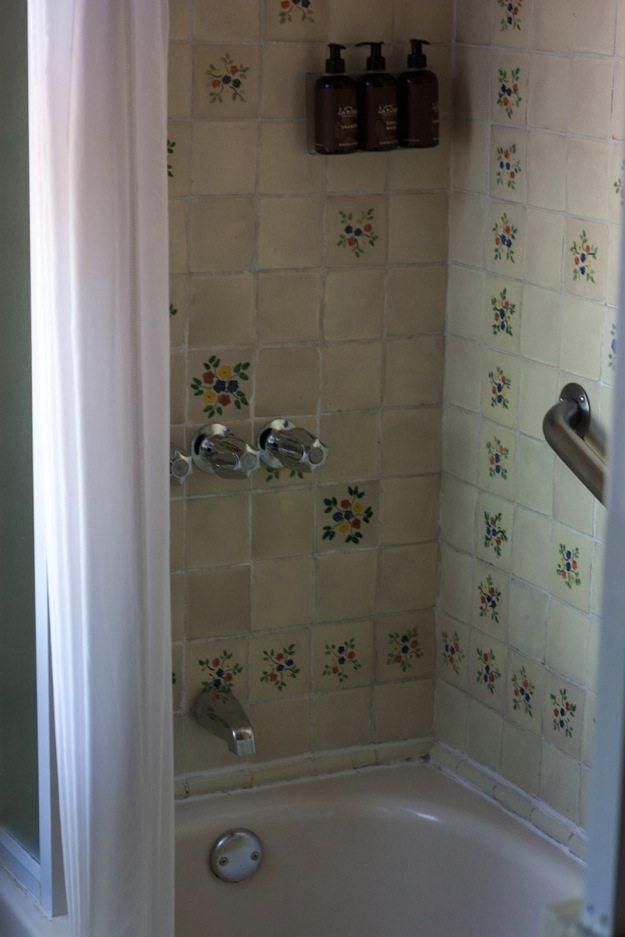 Rancho La Puerta Villa Bathroom Shower