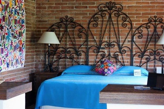 Rancho La Puerta Villa Bed