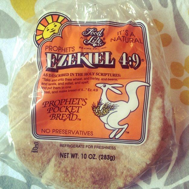 Ezekiel 4:9 Pocket Bread
