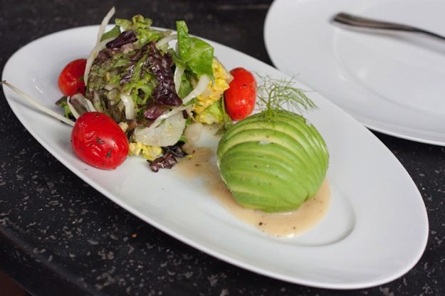 Jardenea Lump Crab and Avocado
