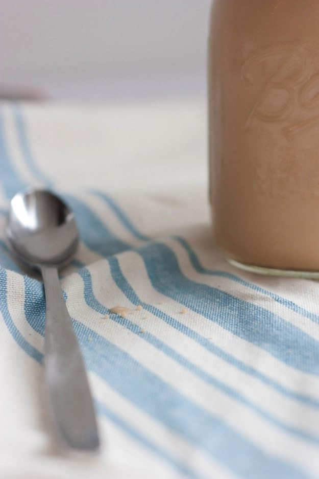 The Best Iced Coffee with Homemade Almond Macadamia Nut Milk