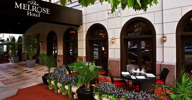 Melrose georgetown hotel washington dc reservations top