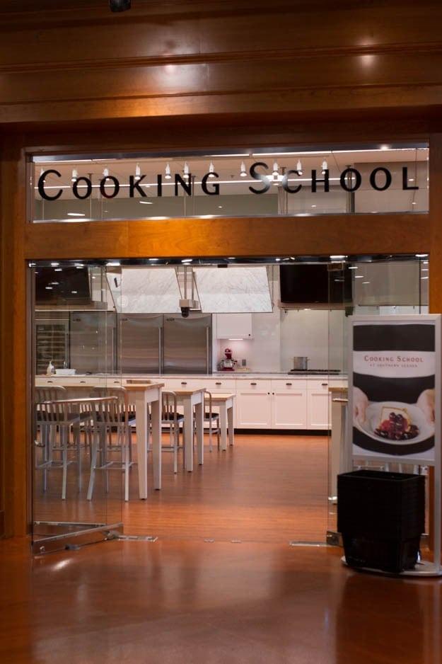 Southern Season Cooking Class 1