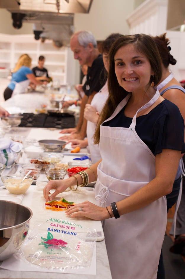 Southern Season Cooking Class 7