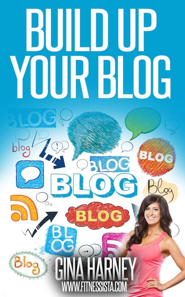 build up your blog