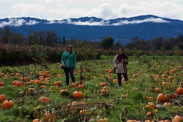Cascadian Farm Farm Tour