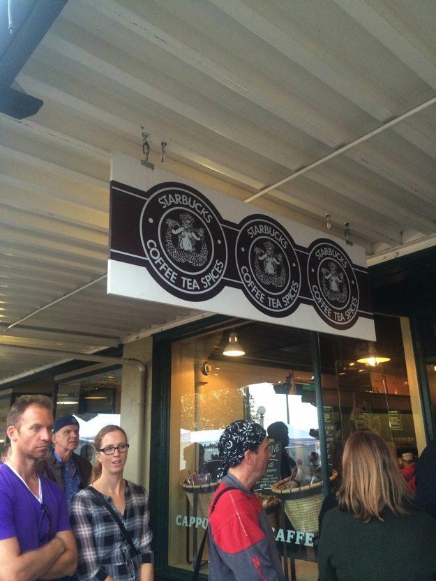 Seattle Orginial Starbucks