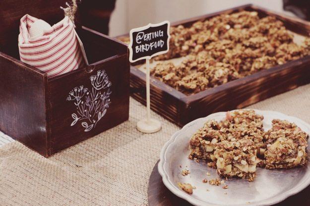 Free People Event -- Apple Pie Squares
