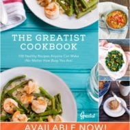 The Greatist Cookbook Available Now