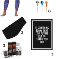 Holiday Gift Guide for Health and Fitness Lovers