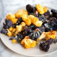 Dreena's Almond Roasted Cauliflower