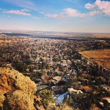Exploring Denver + Boulder