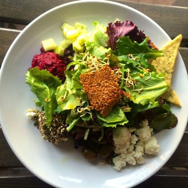 Shine Salad