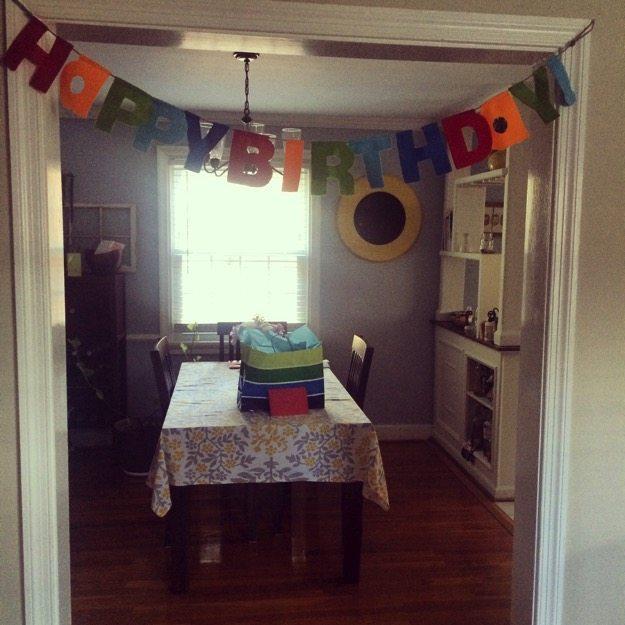 Isaacs Birthday