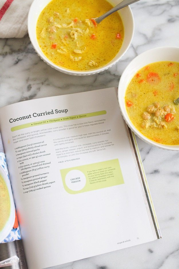 Coconut Curried Soup