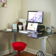 Creating a Healthier Home Office + Swopper Giveaway