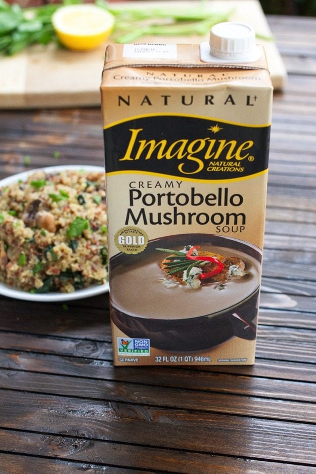 Imagine Portobello Mushroom Soup