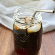 Why Cold Brew Coffee is Better + How to Make It